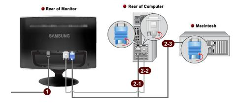 Explain how to connect External cable?