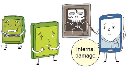 internal damage