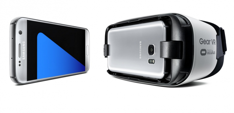 Gear VR with S7