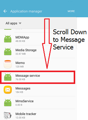 Marshmallow OS: How can I change setting to send SMS to premium or short number?