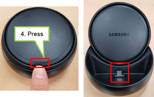 Galaxy Note8: How do I use Samsung DeX feature?