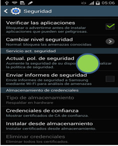 ¿Qué es SE for Android?
