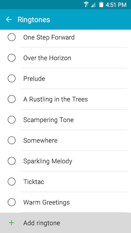 How do I assign a personal ringtone to a contact on my Galaxy Grand Prime?