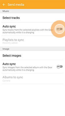 Gear S2: How can I listen to music on my Samsung Gear S2?