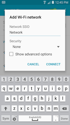 Galaxy A5: How do I use Wi-Fi on my Samsung Galaxy A5?
