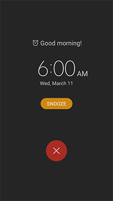 Galaxy S7: How do I set alarms on my Samsung Galaxy S7?