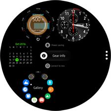 Gear S3 Frontier: How do I take a screenshot on my Samsung Gear S3 Frontier (SM-R760)?