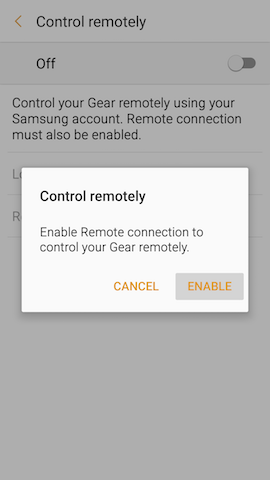 Control remotely 5