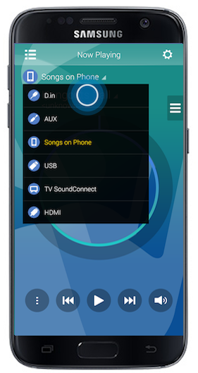Audio Remote 15