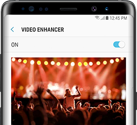 Enable Video Enhancer