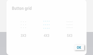Button Grid
