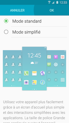 Mode simplifie 10