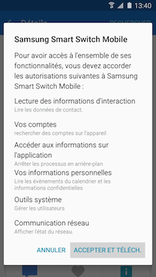 Samsung Galaxy Apps 6