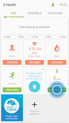 Fréquence cardiaque 6