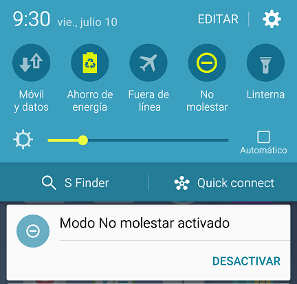 Galaxy S5 (Lollipop)