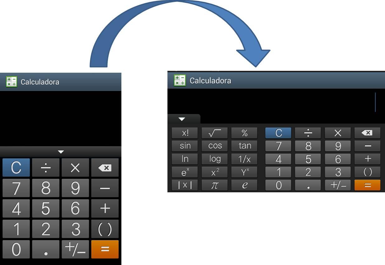 Galaxy S3 Mini: ¿Cómo activar la calculadora científica ...