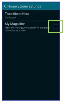 samsung galaxy s5 home screen settings 2