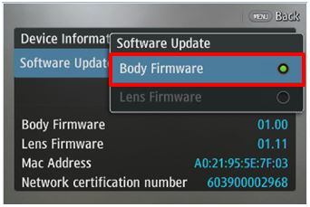 How to do the Firmware upgrade guide using I-Launcher on Samsung Digital Camera?