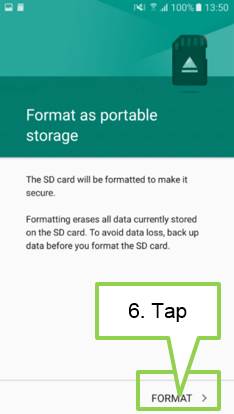 [Galaxy J5/J7 2017] How do I format the memory card?