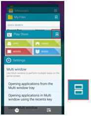 multi window icon