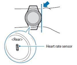 heart rate sensor