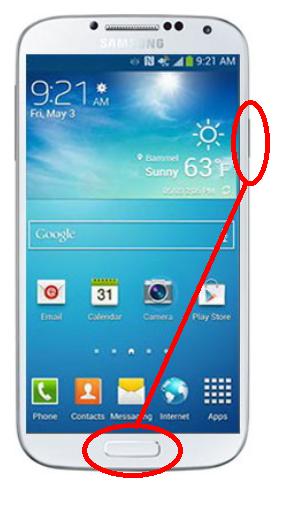 Cómo realizar copias de la pantalla con Galaxy S4