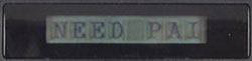 Keyboard screen