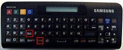 TV QWERTY Keyboard