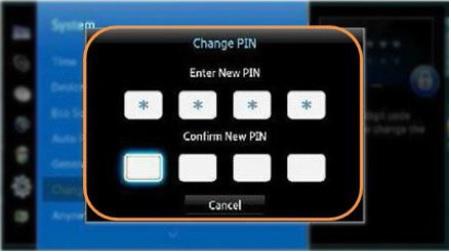 Change PIN