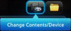 change content