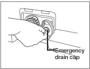 Emergency Drain Cap