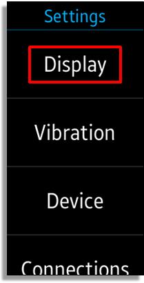 Bagaimana cara menonaktifkan fitur Always On pada Gear Fit2 (SM R360)?