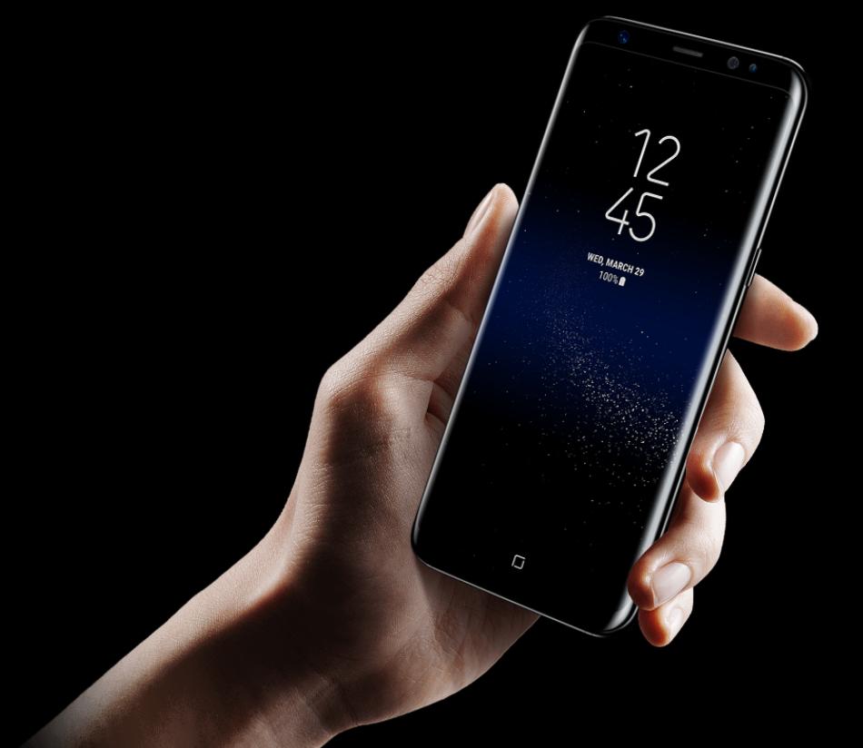 Bagaimana cara mengambil screenshot / menangkap layar pada Galaxy S8 / S8+?