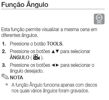 função angulo