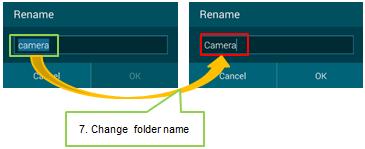 rename folder name3