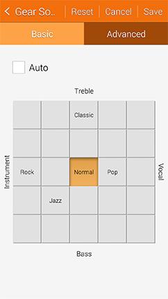 Gear Circle: How do I use Gear SoundAlive™?