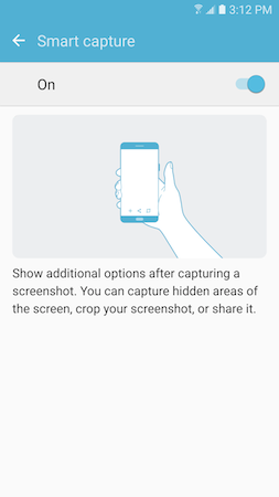 Galaxy S7:How do I take screenshots on my Samsung Galaxy S7?