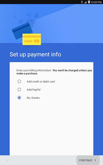 Google account 15