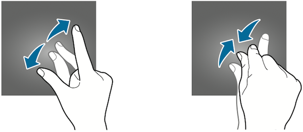 Touchscreen Gestures 6