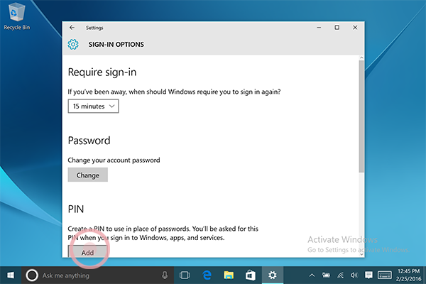 Microsoft Passport 5
