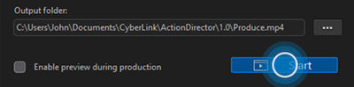 Gear 360 ActionDirector 23