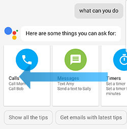 Google assistant 6