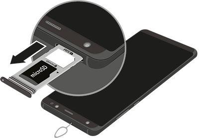 Nano SIM card 3