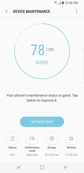 Device maintenance 2