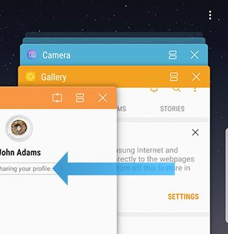 Recent apps 2