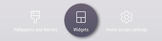 Widgets 1