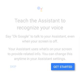 Google Assistant 3