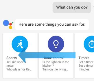 Google Assistant 7