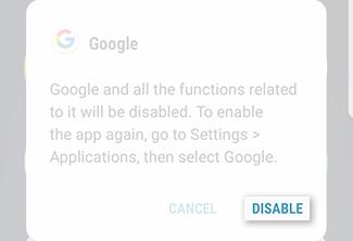 Disable Preloaded Apps 2