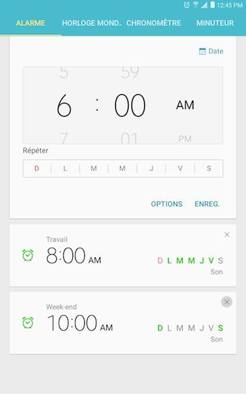 Alarme 7